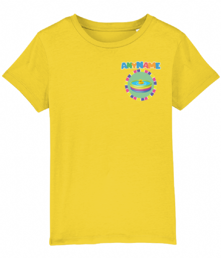 Personalised Lifeguard Paddling Pool Badge from Hey Duggee Kids T-Shirt